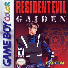 Resident Evil Gaiden GameBoy Color Prices