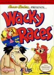 Wacky Races NES Prices