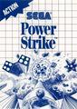 Power Strike | Sega Master System