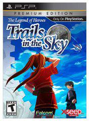 Legend of Heroes: Trails in the Sky [Premium Edition] PSP Prices