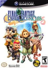 Final Fantasy Crystal Chronicles Cover Art