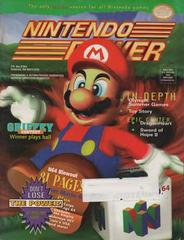 [Volume 85] Super Mario 64 Nintendo Power Prices