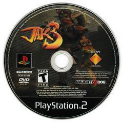 Game Disc   Jak 3 Playstation 2