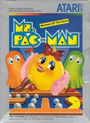 Ms. Pac-Man - Front   Ms. Pac-Man Atari 5200