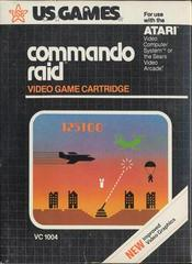 Commando Raid Atari 2600 Prices