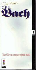 C.P.U. Bach 3DO Prices