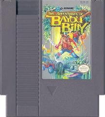 Cartridge   Adventures of Bayou Billy NES