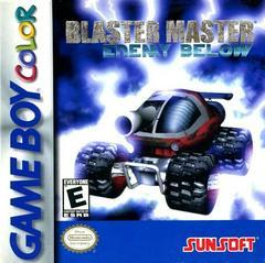 Blaster Master Enemy Below GameBoy Color Prices