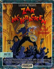 Zak McKracken and The Alien Mindbenders Amiga Prices