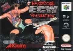 ECW Hardcore Revolution PAL Nintendo 64 Prices