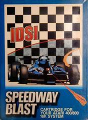 Speedway Blast Atari 400 Prices