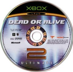 Dead Or Alive Ultimate 2 Disc | Dead or Alive Ultimate Xbox