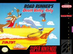 Road Runner's Death Valley Rally Super Nintendo Prices