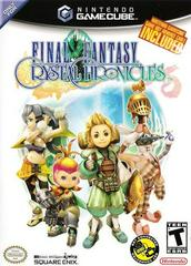 Front 2   Final Fantasy Crystal Chronicles Gamecube