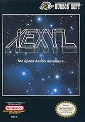 Xexyz - Front | Xexyz NES