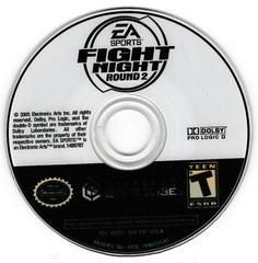 Game Disc | Fight Night Round 2 Gamecube