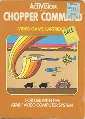 Chopper Command Atari 2600 Prices