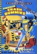 The Incredible Crash Dummies PAL Sega Mega Drive Prices