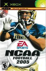 Manual - Front | NCAA Football 2005 Top Spin Combo Xbox