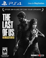 The Last of Us Remastered Playstation 4 Prices
