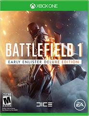 Battlefield 1 Early Enlister Deluxe Edition Xbox One Prices