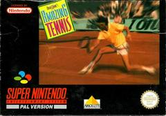David Crane's Amazing Tennis PAL Super Nintendo Prices