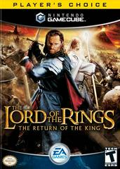 Case - Front (Players Choice) | Lord of the Rings Return of the King Gamecube