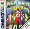Power Rangers Lightspeed Rescue | PAL GameBoy Color