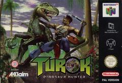 Turok Dinosaur Hunter PAL Nintendo 64 Prices