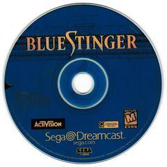 Game Disc | Blue Stinger Sega Dreamcast