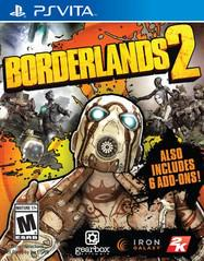 Borderlands 2 PlayStation Vita Prices