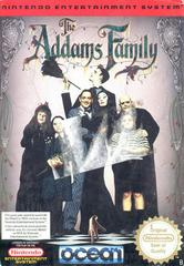 Addams Family PAL NES Prices