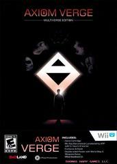 Axiom Verge Multiverse Edition Wii U Prices