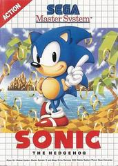 Sonic the Hedgehog PAL Sega Master System Prices