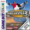 Tony Hawk 3 | PAL GameBoy Color
