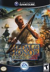 Medal of Honor Rising Sun Gamecube Prices