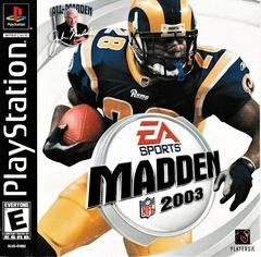 Madden 2003 Playstation Prices