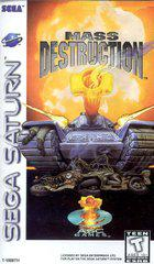 Mass Destruction Sega Saturn Prices