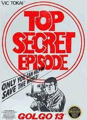 Golgo 13 Top Secret Episode NES Prices