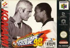 International Superstar Soccer 98 PAL Nintendo 64 Prices