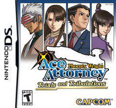 Phoenix Wright Trials and Tribulations Nintendo DS Prices
