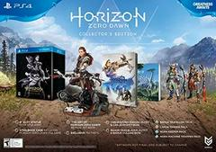 Horizon Zero Dawn Collector's Edition Playstation 4 Prices