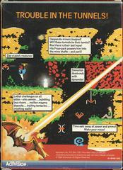 H.E.R.O. - Back   H.E.R.O. Atari 5200