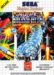 Arcade Smash Hits PAL Sega Master System Prices