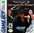 Mask of Zorro | PAL GameBoy Color