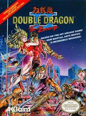 Double Dragon II NES Prices