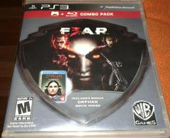 F.E.A.R. 3 [Silver Shield] Playstation 3 Prices