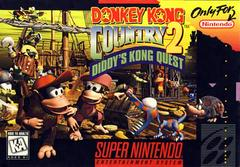 Donkey Kong Country 2 Super Nintendo Prices