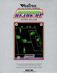 Heads-Up Action Soccer Vectrex Prices