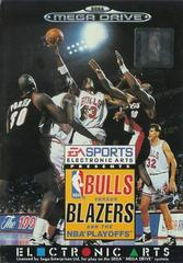 Bulls versus Blazers and the NBA Playoffs PAL Sega Mega Drive Prices